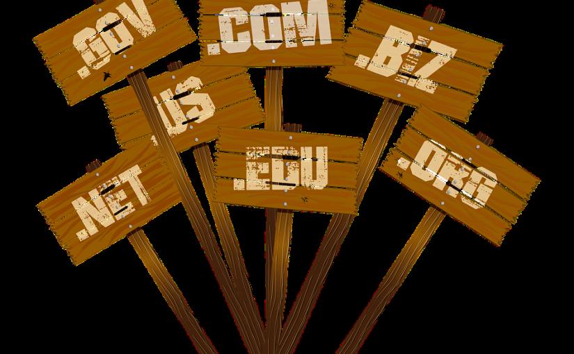 Spisak nacionalnih domena