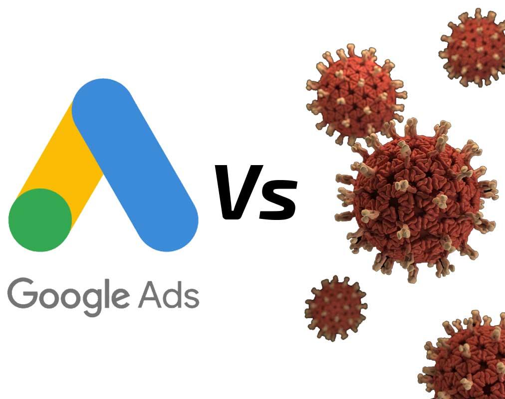 google ads u doba korone